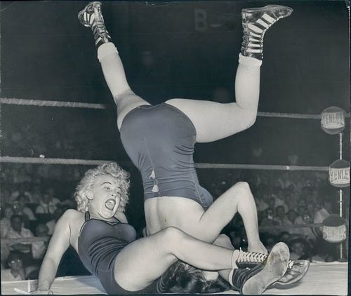 vintage wrestling photo galleries