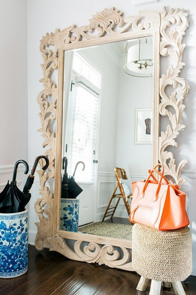 116 best Mirrors images on Pinterest   Wall mirrors, Mirror ideas ...