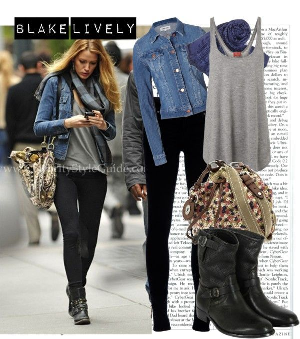 Blake Lively, created by helomuniz on Polyvore