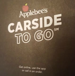 Applebee's Carside To Go {plus a $25 giveaway!}