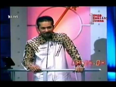 PETIR EXTRADISI A TV Reality Show (ANTV 2014)