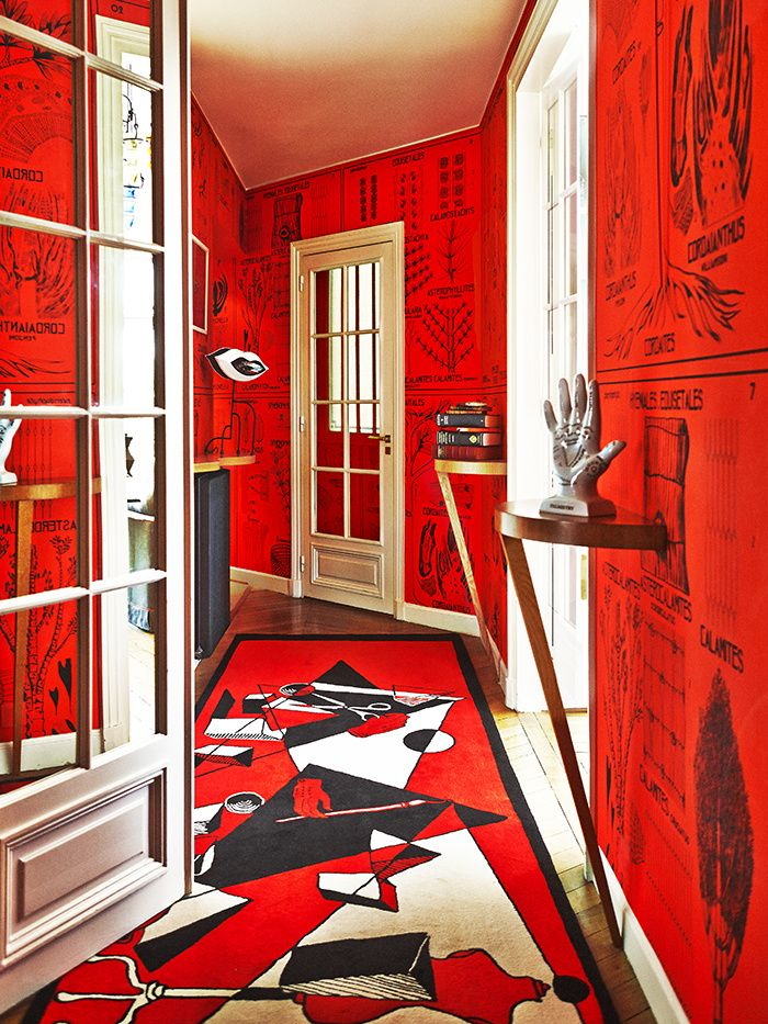 best 25+ red interior design ideas on pinterest | red interiors