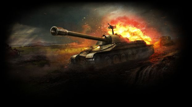 World Of Tanks Is 7 Game Games Wallpaper