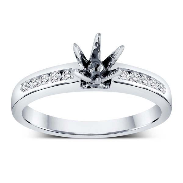 """Vintage-classic-solitaire-mount: """"Buy Loose Diamonds at addimon.com. Our Loose Diamonds include GIA Certified Diamonds, EGL Certified diamonds in all shapes and sizes"""""""