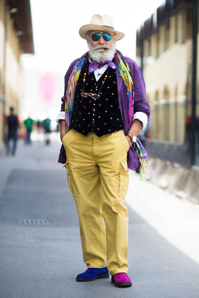 Seen on the Street | Outside the Spring/Summer 2015 Pitti Uomo Shows