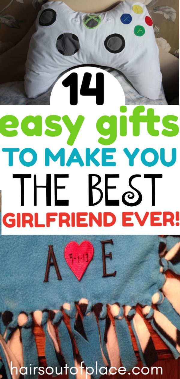 14 DIY Christmas Gifts for Your Boyfriend He'll Love