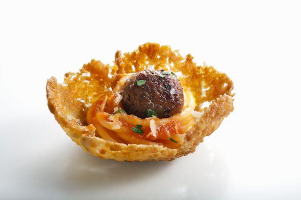 A Spicy Meatball by thebitesizedblog #Meatball #thebitesizedblog