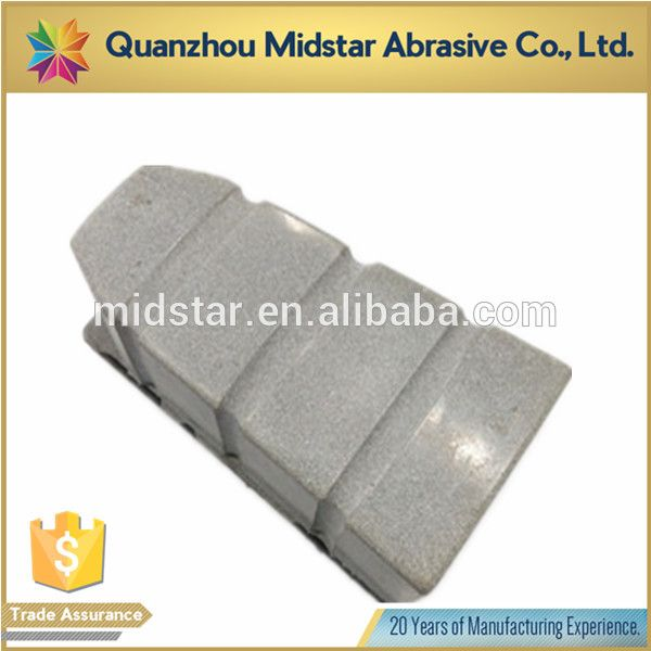 Economic Magnesite Abrasive for Granite
