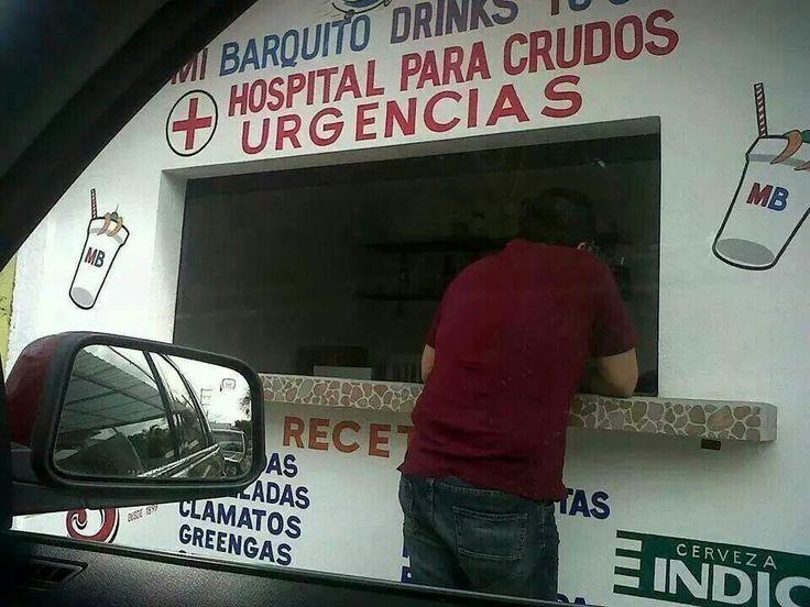 Hospital Para Crudos Memes Chistosisimos Chistoso Borrachos
