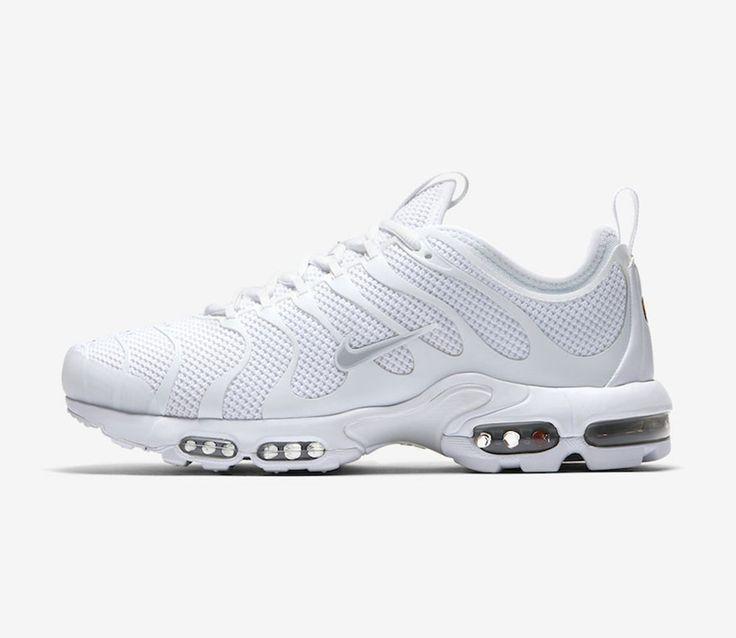 """Nike Air Max Plus TN Ultra """"Triple White"""""""