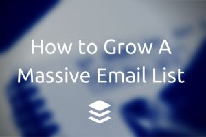 Email List-Building From the Experts: How to Grow a Massive Email List http://blog.bufferapp.com/email-list-building #marketing #EmailMarketing #InternetMarketing