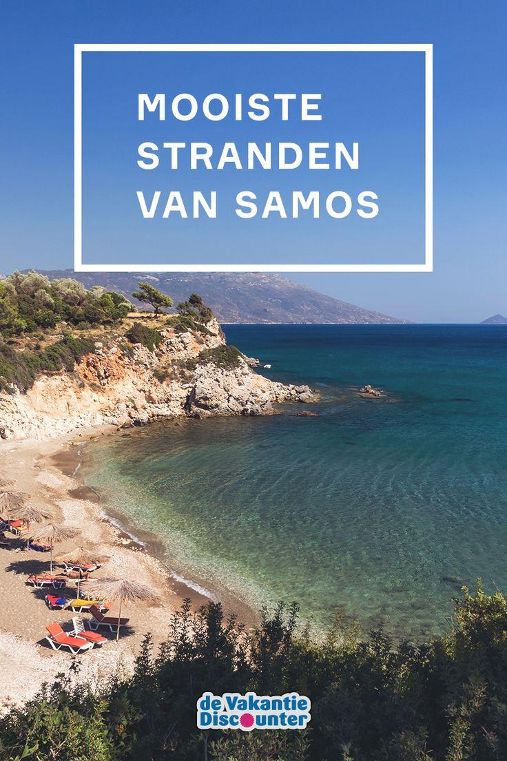Benieuwd wat de mooiste stranden van Samos zijn? We zetten ze op een rij.