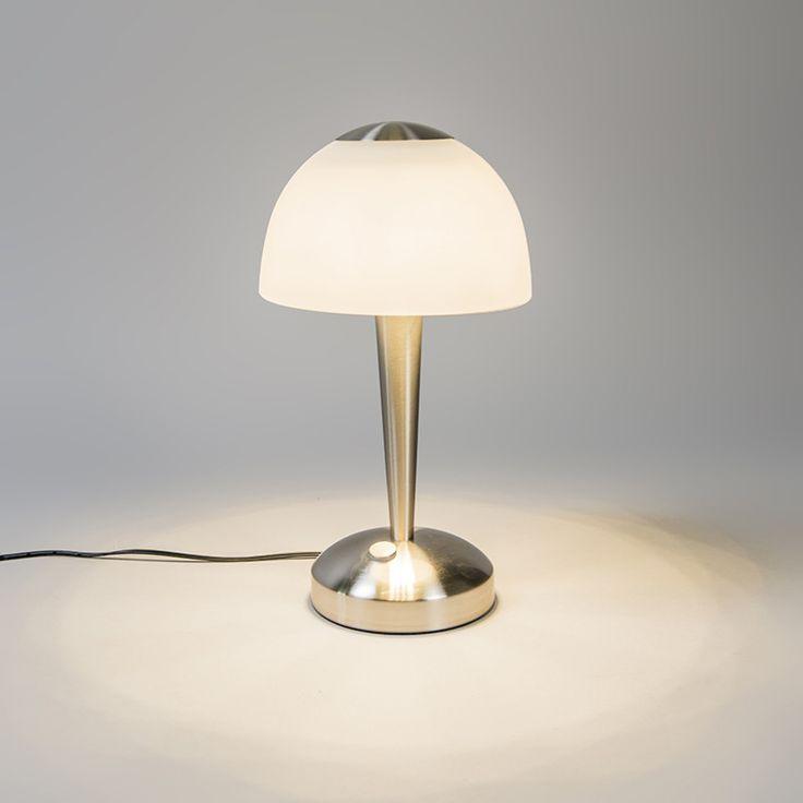 Table Lamp Bauhaus LED Steel