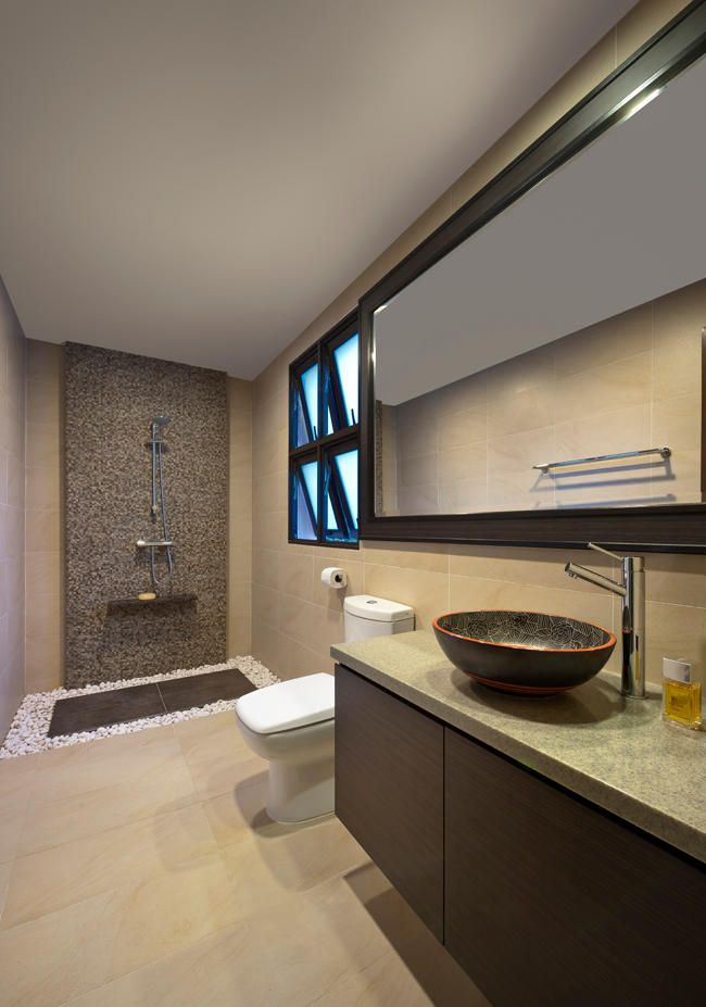 House Tour: A resort-style home with modern touches. Balinese BathroomBalinese  DecorBalinese ...
