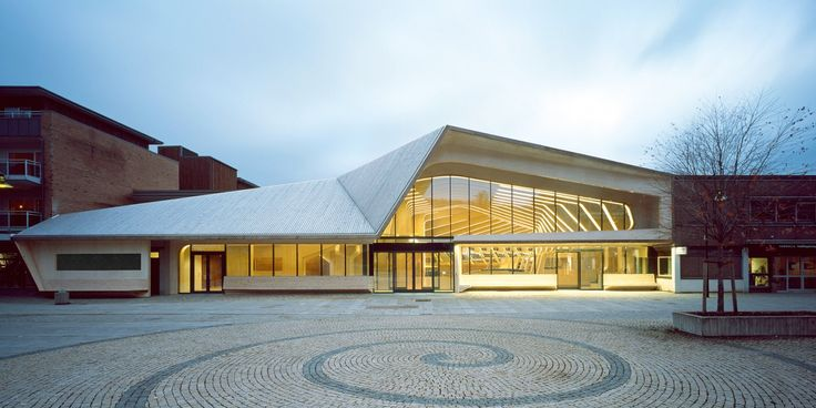 architecture norway | Vennesla Library and Cultural Centre, Vennesla