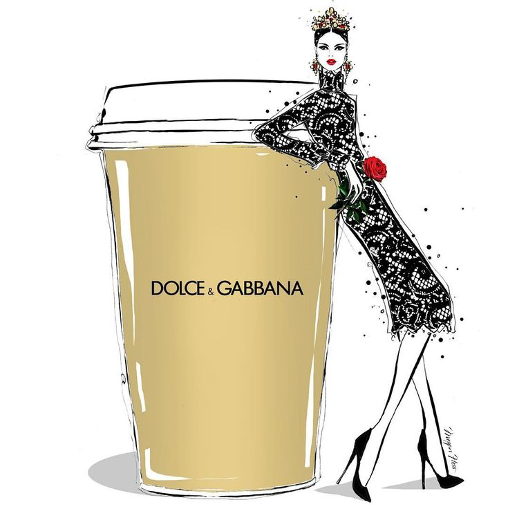 « Italians do it better. Imagine a giant GOLD cup of DOLCE & GABBANA Coffee!! Tastes even better whilst wearing a D&G crown. Happy Monday everyone! »