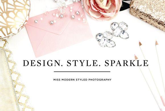 Studio Style No. 7 by DEAR MISS MODERN on Creative Market