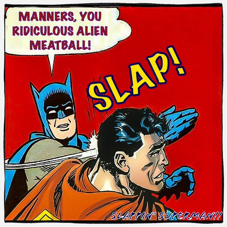 Pin on Batman Slapping Robin Never Gets Old!