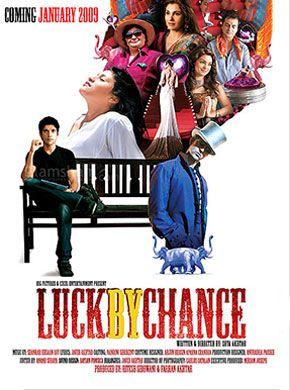 Luck By Chance 2009 Hindi In Hd Einthusan