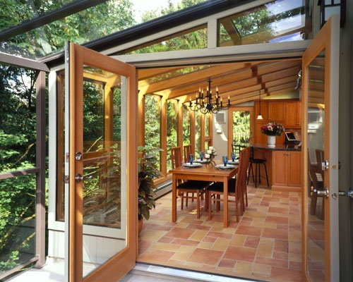Best 25 cedar homes ideas that you will like on pinterest for Cedar sunroom