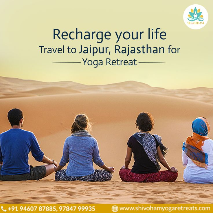 Travel to Jaipur for a Yoga Retreat.  Shivoham Yoga Retreat encourages a healthy lifestyle and promotes Yoga. We assure to provide a safe and healthy environment to all our Yoga aspirants.  #PhysicalHealth #MentalHealth #ShivohamYogaRetreats #Yoga #Diseases #Jaipur #Rajasthan #India #TravelYoginis #Traveler #Health #Immune #HealthyBody #Travel #TravelYoga #Rajasthan #YogaRetreats
