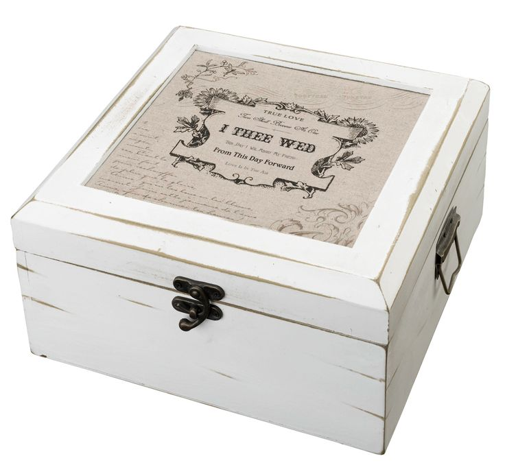 funny wedding card messages for friends%0A Personalized True Love Design Antiqued Wedding Wishes Card Box