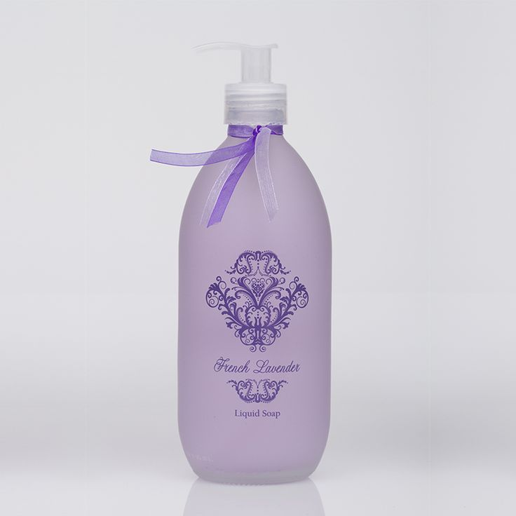 French Lavender Liquid Hand Soap
