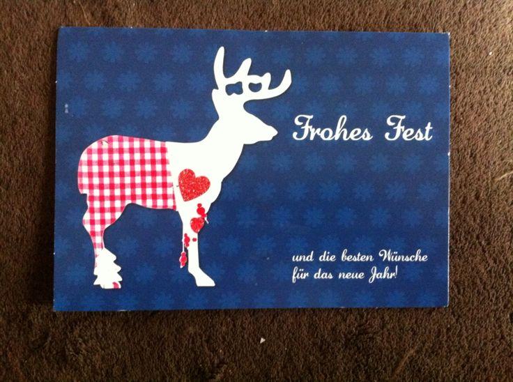 From my German postcard penpal
