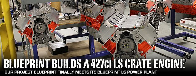 29 best blueprint engines in the news images on pinterest engine blueprint engines has a new ls 427ci crate engine malvernweather Gallery