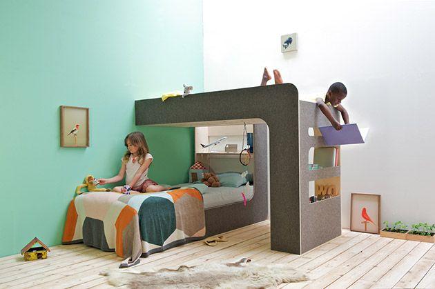"""""""Upndown"""" – Ein Kinderbett zum Drehen und Wenden"""