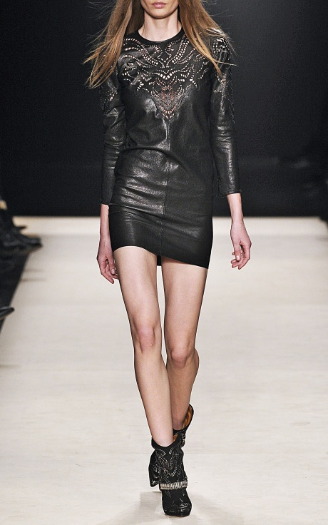 Isabel MarantPatent Leather, Minis Dresses, Leather Black, Black Dresses, Yumi Dresses, Marant Fw, Marant Leather, Isabel Marant, Leather Dresses