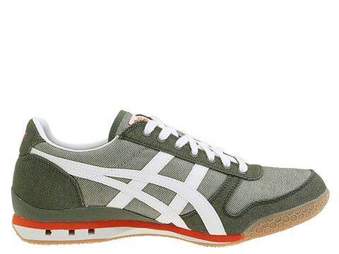 Onitsuka Tiger By Asics Ultimate 81 Exclusive Leaf Green White, Asics, Shoes ,