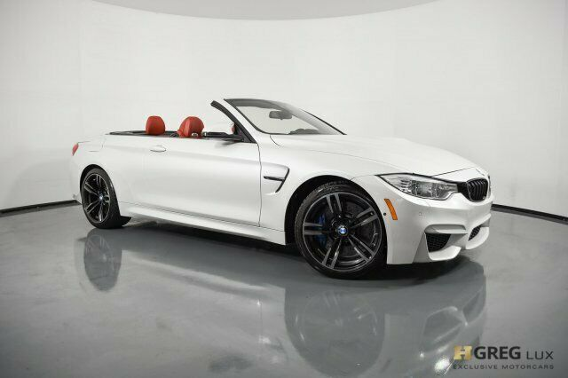 2017 Bmw M4 Convertible 2017 Bmw M4 Convertible Convertible Twin Turbo Premium Unleaded I 6 3 0 L 182 Mi In 2020 Bmw M4 2017 Bmw Twin Turbo