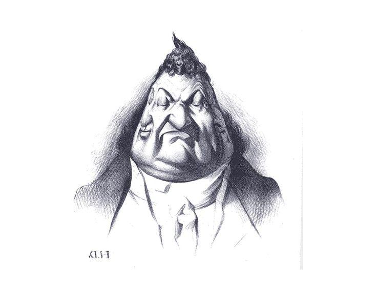 """Autore: Honore Daumier; Titolo: Passato, Presente, Futuro; Data: 1834; Tecnica: Litografia da """"La Caricature"""", 19 x 21 cm; Luogo di conservazione: Collezione privata"""