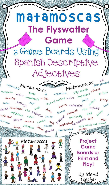 50 Common Spanish Adjectives to Describe the ... - FluentU