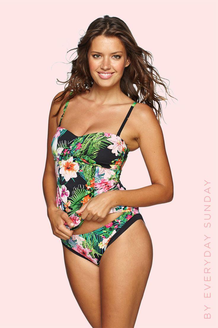 EVERYDAY SUNDAY swimwear  HOT TROPIC facebook.com/EverydaySundayMontreal