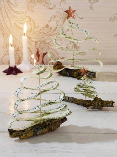 Weihnachtsdeko Aus Holz Zum Selber Basteln ~ Weihnachtsdeko op Pinterest  Weihnachtsdeko Basteln, Weihnachtsdeko