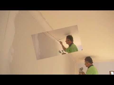 Cornice - How to hang