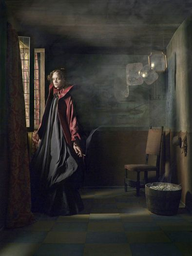 © Eugenio Recuenco - http://www.eugeniorecuenco.com/ ~ETS #portraiture