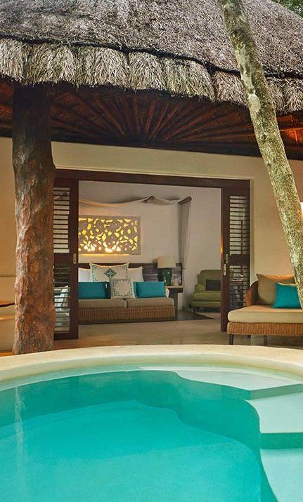 Honeymoon Destinations and Ideas:  Romantic Adult Only Resorts from the USA and beyond. Viceroy Riviera Maya Beach Jungle Retreat  http://www.luxury-resort-bliss.com/adult-only-resorts.html