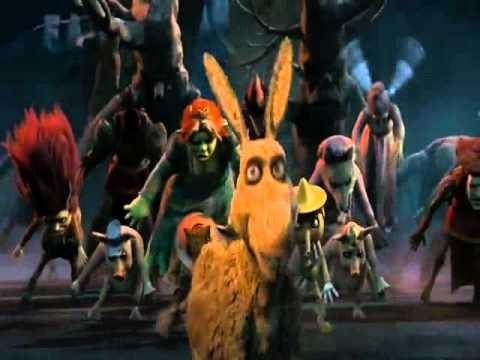 Shrek Special Halloween Puss Amp Donkey Sing Michael Jackson