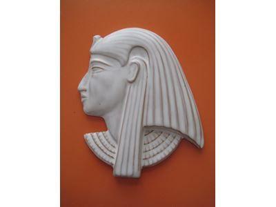 Keramik, motiv: Egyptisk