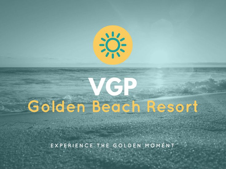 Beach House For Daily Rent In ECR - VGP Golden Beach Resort