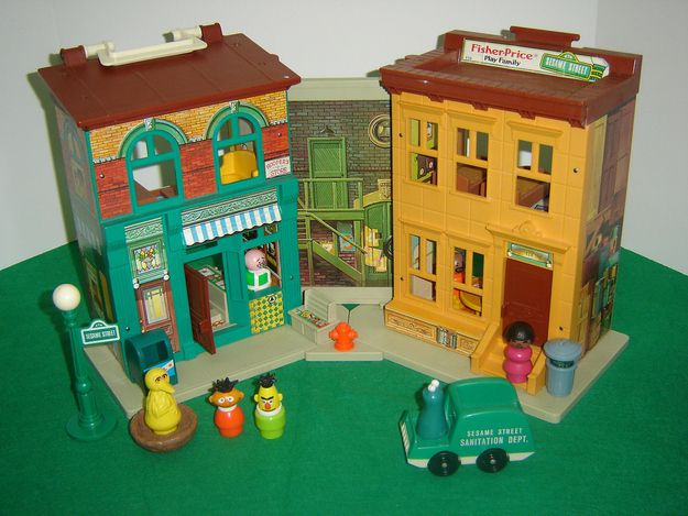 """""""Sesame Street"""" 