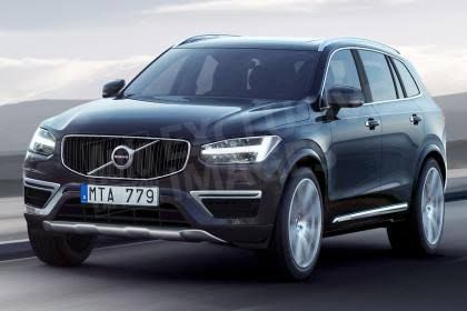 New Volvo XC 60 shapes up ahead of 2017 launch.