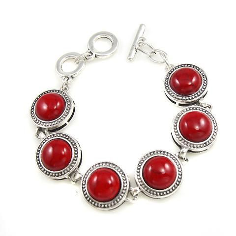 [EBay] Retail Turquoise Red Cuff Bracelets