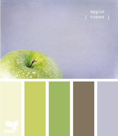 apple tones