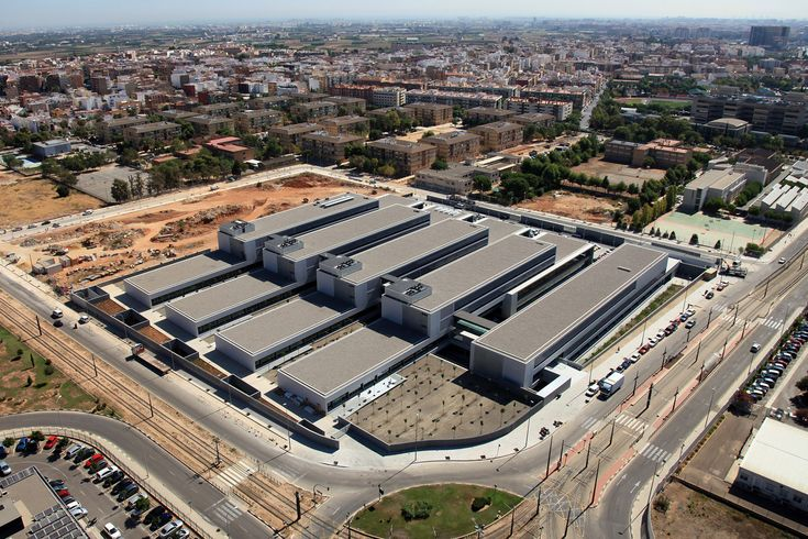 Escuela Tecnica Superior De Ingenieria (ETSE),© Arturo Ferrer