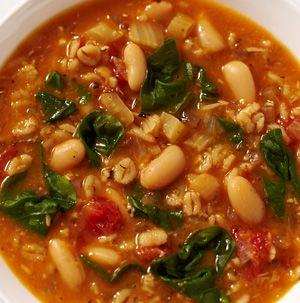 Bean and Barley Soup Recipe on Yummly. @yummly #recipe