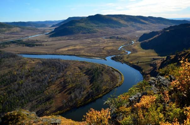 cool Top 10 Largest Rivers in the world